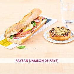 Pack sandwich Jambon de Pays
