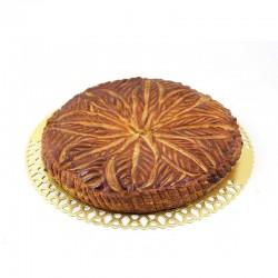Galette poires & chocolat